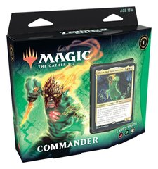 Commander Deck Land's Wrath - Zendikar Rising Magic The Gathering