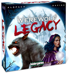 Ultimate Werewolf: Legacy ДЕФЕКТ