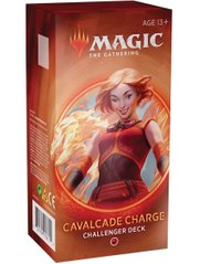 Колода Challenger Deck 2020 - Cavalcade Charge Magic The Gathering