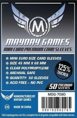 Протекторы Mayday (45x68 mm) Premium Mini Euro (50 шт)