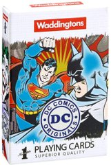 Карты игральные Waddingtons Number 1 DC Comics Retro Playing Cards