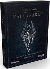 The Elder Scrolls Call to Arms: Core Rules