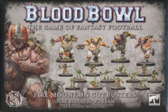 Blood Bowl: Fire Mountain Gut Busters Blood Bowl Team