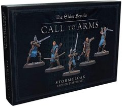 The Elder Scrolls Call To Arms Stormcloak Hard Plastic Faction Starter