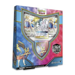 Колода Pokémon TCG: Zacian V League Battle Deck