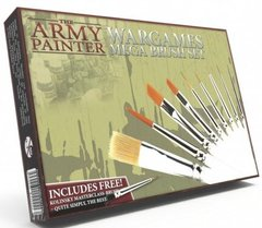Набор кистей The Army Painter Hobby Starter - Mega Brush Set
