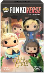 Funkoverse Strategy Game: The Golden Girls #100 2-Pack