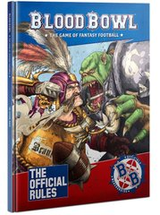 Книга Blood Bowl – The Official Rules