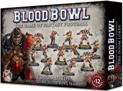Blood Bowl: The Doom Lords - Chaos Chosen Blood Bowl Team