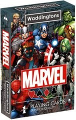 Карты игральные Waddingtons Number 1 Marvel Universe Playing Cards