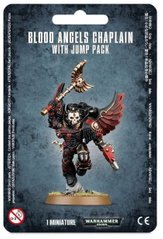 Blood Angels Chaplain with Jump Pack Warhammer 40000