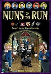Nuns On The Run!