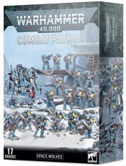 Combat Patrol Space Wolves Warhammer 40000