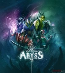 Abyss: The Universe Artbook USED