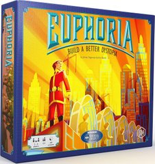 Euphoria: Build a Better Dystopia (3rd printing)
