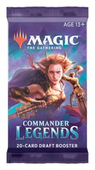 Commander Legends - бустер Magic The Gathering АНГЛ