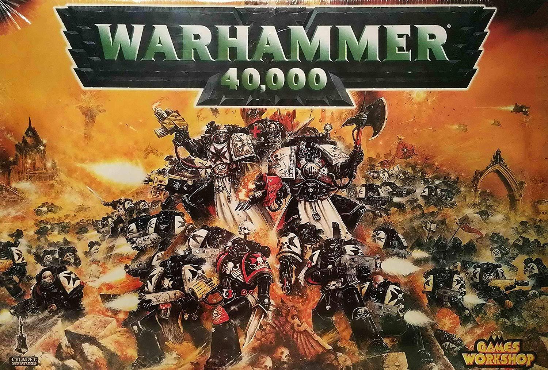 Warhammer 40000 карткова гра
