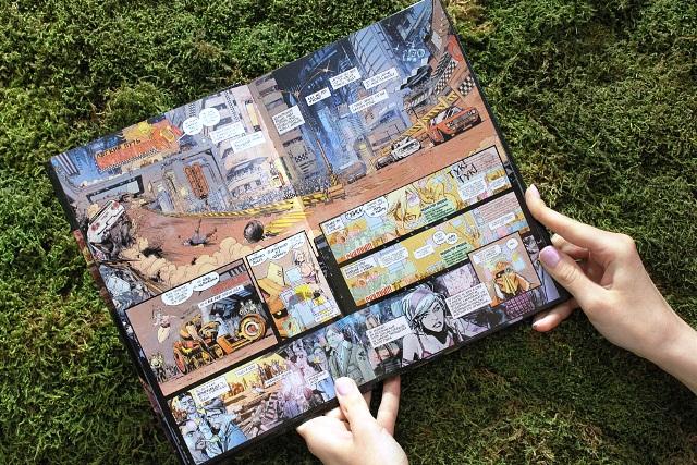 магазин коміксів