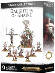 Start Collecting! Daughters of Khaine Warhammer Age of Sigmar
