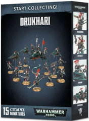 Start Collecting! Drukhari Warhammer 40000