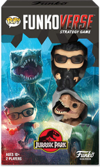 Funkoverse Strategy Game: Jurassic Park #101 2-Pack