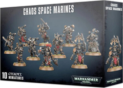 Набор Chaos Space Marines Warhammer 40000