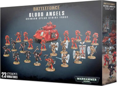 Blood Angels Crimson Spear Strike Force Warhammer 40000