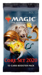 Core Set 2020 - бустер Magic The Gathering АНГЛ