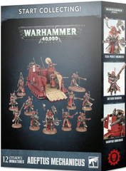 Start Collecting! Adeptus Mechanicus Warhammer 40000