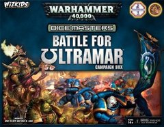 Warhammer 40,000 Dice Masters: Battle for Ultramar + 2EXPANSIONS
