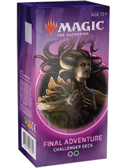 Колода Challenger Deck 2020 - Final Adventure Magic The Gathering