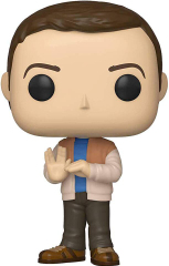 Шелдон Купер - Funko POP TV: Big Bang Theory SHELDON COOPER Series 2