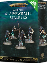 Easy to Build Glaivewraith Stalkers Warhammer Age of Sigmar