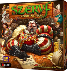 Sheriff of Nottingham (Шериф Ноттингема) PL