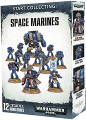 Start Collecting! Space Marines Warhammer 40000