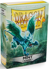 Протекторы Dragon Shield Sleeves: Classic - Mint (60)