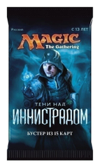 Бустер Тени над Иннистрадом РУС (Shadows over Innistrad - Booster Pack)