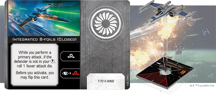Star Wars X-Wing Second Edition Core Set