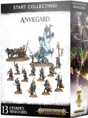 Start Collecting! Anvilgard Age of Sigmar
