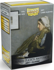 Протекторы Dragon Shield Sleeves: Classic - Whistler's Mother (100)
