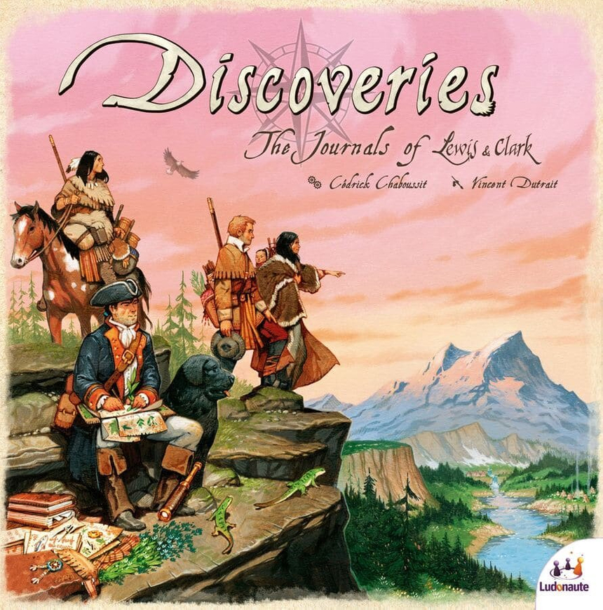 Discoveries: The Journals of Lewis & Clark