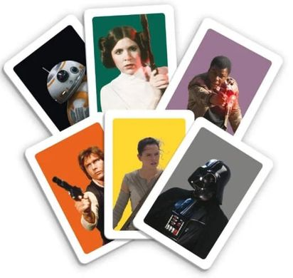 Top Trumps Match Star Wars
