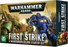 Warhammer 40000: First Strike - Starter Set