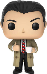 Агент Дейл Купер - Funko POP TV : Twin Peaks: AGENT DALE COOPER