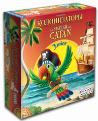 Колонизаторы Junior (Settlers of Catan)