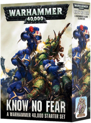 Warhammer 40000: Know No Fear - Starter Set