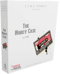 T.I.M.E Stories: The Marcy Case USED