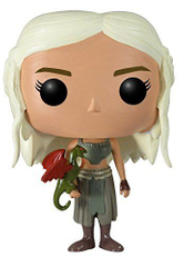Дейнерис Таргариен - Funko POP Game of Thrones: Daenerys Targaryen