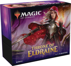 Throne of Eldraine Bundle Magic The Gathering (Престол Элдраина) АНГЛ