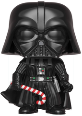 Дарт Вейдер - Funko POP Star Wars: Holiday - Darth Vader with Candy Cane